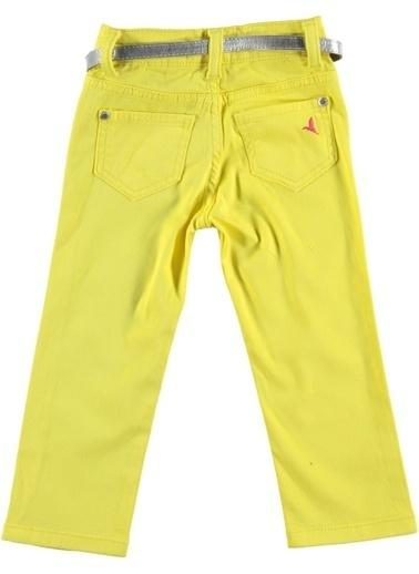 Mammaramma Pantolon Sarı